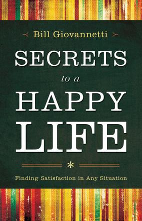 Secrets to a happy llife