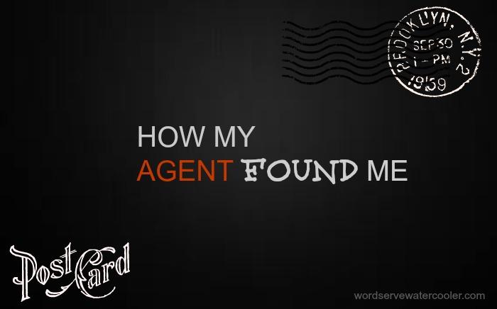 agent found me