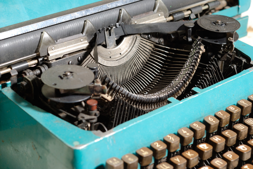 Heart Of Typewriter